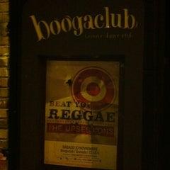 Photo taken at Boogaclub by Maumau on 11/10/2012