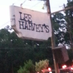 Photo taken at Lee Harvey's by Dana on 8/20/2013