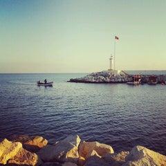 Photo taken at Selimpaşa Liman by Yeş G. on 11/11/2012