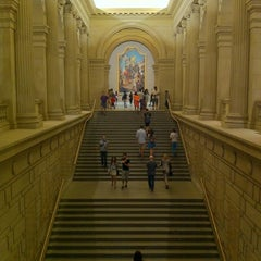 Photo taken at The Metropolitan Museum of Art by Josh H. on 7/12/2013