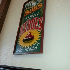 Photo taken at Firehouse Subs by Rory A. on 5/21/2013