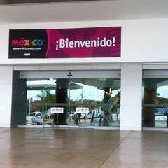 Photo taken at Aeropuerto Internacional de Mérida (MID) by David on 6/2/2013