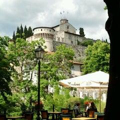 Photo taken at Castello di Brescia by Elena P. on 5/26/2013