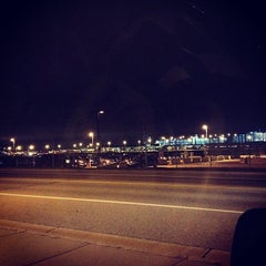 Photo taken at MSP Airport Cell Phone Lot by Stephanie on 11/18/2013
