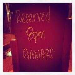 Photo taken at Mars Bar & Restaurant by Erin on 7/12/2013