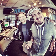 Photo taken at WNOW 92.3 Now FM by DJ YONNY on 3/13/2013