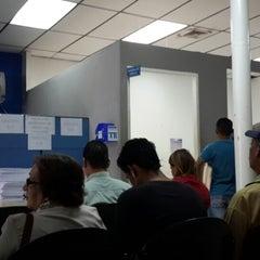 Photo taken at Tribunal Electoral by Sergio M. on 4/8/2014