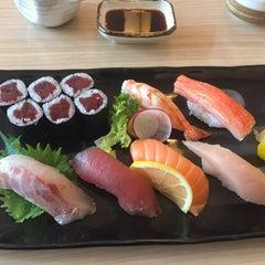 Photo taken at Yamato Japanese Restaurant by P. Z. on 4/6/2015