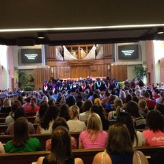 Photo taken at Kettering Seventh-day Adventist Church by Elliot S. on 8/29/2014