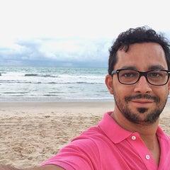 Photo taken at Boa Viagem by Alexandre g. on 10/8/2015