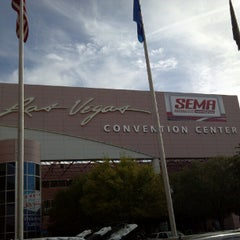 Photo taken at Las Vegas Convention Center by Rocky on 11/1/2012