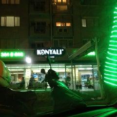 Photo taken at Konyalı Ahmet Usta by Yunus Emre U. on 12/27/2012