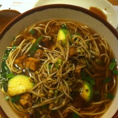 Photo taken at Wagamama by Ceren T. on 11/8/2012