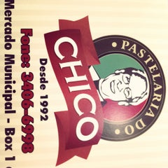 Photo taken at Pastelaria do Chico by Daniela on 10/5/2012