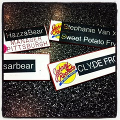 Photo taken at Johnny Rockets by Stephanie G. on 11/26/2012
