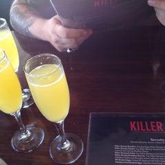 Photo taken at Killer Cafe by Daniela on 3/24/2013
