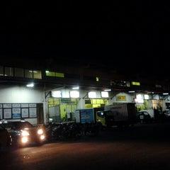 Photo taken at Terminal Cargo Bandara Juanda by Renanda C. on 4/27/2013