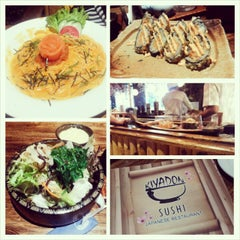 Photo taken at Kiyadon Sushi by Jun i. on 10/15/2013
