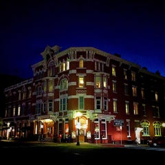 Photo taken at Strater Hotel by Ron M. on 8/31/2015