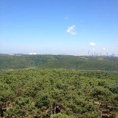 Photo taken at Hacı Bektaş-ı Veli Kent Ormanı by birol on 6/18/2013