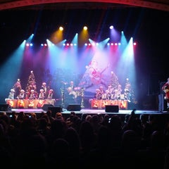 Photo taken at The Count Basie Theatre by Tom L. on 11/29/2012