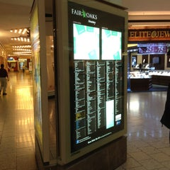 Photo taken at Fair Oaks Mall by Piero L. on 4/30/2013