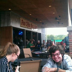 Photo taken at Post Office Bar and Grill by Justin B. on 9/16/2012