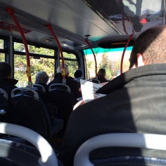 Photo taken at TfL Bus 3 by Billy S. on 2/4/2014