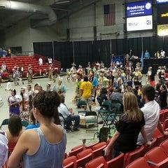 Photo taken at Swiftel Center by Sadie J. on 9/16/2012