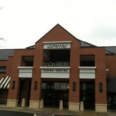 Photo taken at St. Charles Towne Center by Damon E. on 10/28/2012
