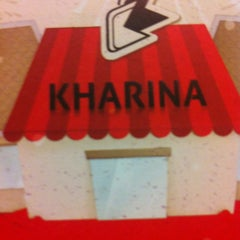 Photo taken at Kharina by Andrew F. on 12/31/2012