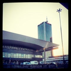 Photo taken at Warszawa Centralna by Michał H. on 2/5/2013
