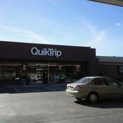Photo taken at QuikTrip by John R. on 11/14/2012