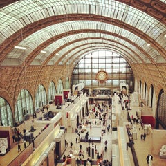 Photo taken at Musée d'Orsay by Kenny Kim P. on 3/21/2013