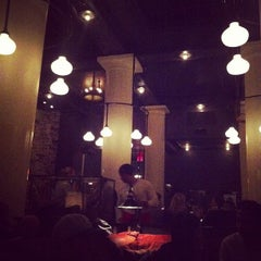 Photo taken at Ace Hotel Lobby Bar by Kony on 10/13/2012