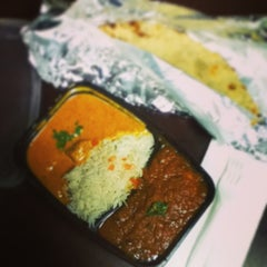 Photo taken at Masala Xpress by Town Center at Aurora on 6/3/2013