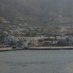 Photo taken at Λιμάνι Πάρου by Dimitra on 11/13/2012