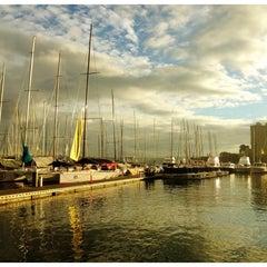 Photo taken at CYC - Cruising Yacht Club of Australia by Adam G. on 5/7/2013