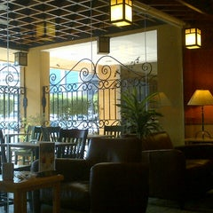 Photo taken at Caribou Coffee by Omar on 11/21/2012