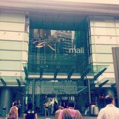 Photo taken at IFC Mall 國際金融中心商場 by Peter D. on 6/8/2013