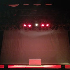 Photo taken at Teatro Vannucci by Ale C. on 1/2/2013