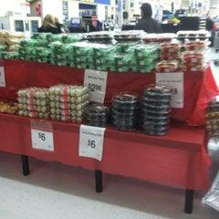 Photo taken at Walmart Supercenter by Sally on 12/23/2012