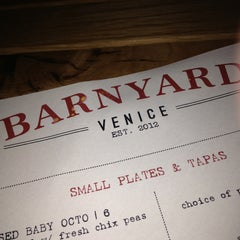 Photo taken at Barnyard by Victoria on 2/7/2013