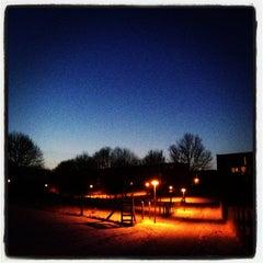 Photo taken at Sankt Hans Backar by Ulf K. on 1/16/2013