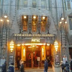 Photo taken at Pathé Tuschinski by Konstantin R. on 1/5/2013