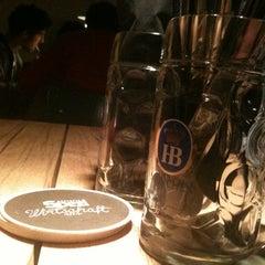 Das Foto wurde bei Spezlwirtschaft von Horst am 11/29/2012 aufgenommen
