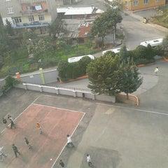 Photo taken at Yakacık Doğa Koleji by kenan d. on 11/28/2012