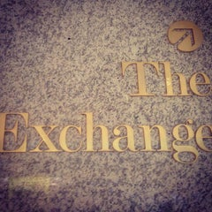 Photo taken at The Exchange Tower by George T. on 6/13/2013