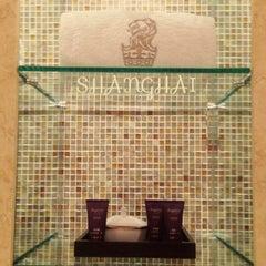 Photo taken at The Portman Ritz-Carlton, Shanghai by AI on 3/20/2013