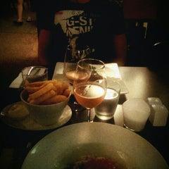 Photo taken at Watt Restaurant + Bar by Mercedes Z. on 5/23/2014